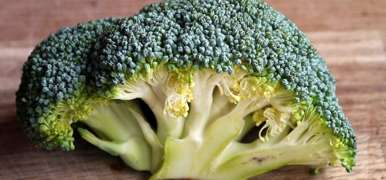 Alkaline Broccoli
